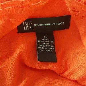 INC International Concepts Dresses - Lace dress